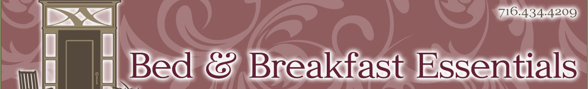 Bed & Breakfast website designer
